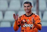 C.Ronaldo atskleidė savo svajonę ir pasakė, kiek dar metų planuoja žaisti