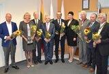 LTOK pagerbė Lietuvos sportui nusipelniusius žmones