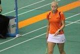 Lietuvos badmintono rinktinė neturėjo vilčių ir prieš lenkus