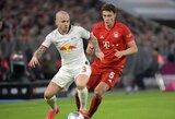 """""""Bayern"""" išbarstė taškus vietiniame čempionate"""