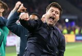 """M.Pochettino: """"Barcelona"""" yra viena geriausių komandų pasaulyje"""""""