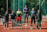 Įvyko pirmosios oficialios lengvaatlečių sezono varžybos – varžėsi disko metikai ir bėgikai