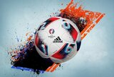 Nuo EURO 2016 aštuntfinalio rinktinės žais su nauju kamuoliu