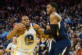 """""""Warriors"""" norėjo """"Clippers"""" komandos: """"Jutoje nėra naktinio gyvenimo"""""""
