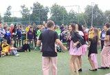 """Tarptautinės vaikų gynimo dienos išvakarėse baigėsi turnyras vaikų globos namų auklėtiniams """"MTG futbolas taikai"""""""