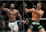 """""""UFC 221"""" pristatymas ir prognozės: olimpinis vicečempionas antrą kartą mėgins iškovoti diržą"""