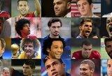 Paskelbta 20 kandidatų į geriausių metų gynėjų titulą