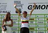 Ispanijoje – sėkmingas dviratininkės K.Sosnos pasirodymas: pelnė net 120 olimpinio reitingo taškų