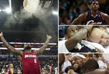 TOP-16 L.Jameso komandų: kuri jo ekipa per visą karjerą NBA yra geriausia?
