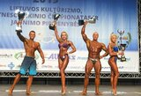 Šiauliuose surengtas IFBB Lietuvos čempionatas ir jaunimo pirmenybės