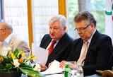 LTOK atsakė į Seimo nario L.Kernagio klausimus