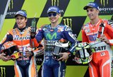 """Prancūzijoje """"pole"""" poziciją iškovojo rekordą pagerinęs J.Lorenzo"""