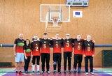 Paralimpinis vyrų golbolo atrankos turnyras prasidėjo įtikinama lietuvių pergale, bet traumą patyrė lyderis