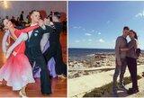 Sportiniai šokiai: užšaldytas pasaulio reitingas ir atidedamos vestuvės
