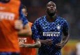 """Paatviravo apie """"Inter"""" žaidėjų sveikatą: sausio mėnesį sirgo visi"""