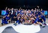"""Š.Jasikevičius su """"Barcelona"""" tapo Karaliaus taurės nugalėtoju"""