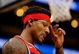 Kodėl NBA krepšininkai namuose neįsirengia krepšinio aikštelės?