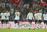 EURO2020: pasaulio čempionai prancūzai gavo antausį nuo Turkijos futbolininkų