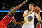 """""""Žalgirio"""" varžovų gretose – NBA čempionas"""