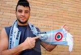 """""""Lazio"""" įsigijo perspektyvų brazilą (+ 2 perėjimai)"""