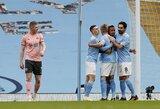 """Anglijos """"Premier"""" lygos 21-asis turas: istorinis """"Manchester City"""" sausis, """"Chelsea"""" pergalės garantas ir P.Bamfordo apmaudas """"Fantasy"""" žaidime"""