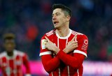 R.Lewandowskis atskleidė, kuriame klube norėtų užbaigti karjerą