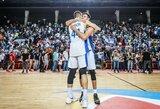 Lietuvos jaunimas ketvirtfinalyje žais prieš Izraelį