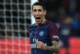 """Prancūzijos taurėje - įtikinama PSG pergalė bei """"Lyon"""" nesėkmė"""