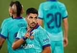 """Nenori skubėti: L.Suarezas pristabdė derybas su """"Juventus"""""""