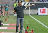 """""""Bayern"""" treneris N.Kovačas nesijaudina dėl patirtos pirmos nesėkmės: """"Kontroliavome rungtynes, tačiau neišnaudojome savo progų"""""""