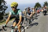 """""""Tour of Britain"""" dviračių lenktynėse G.Bagdonas užėmė 27-ąją vietą"""