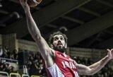 Rusai neatsilaikė prieš buvusio NBA žaidėjo vedamą Iraną