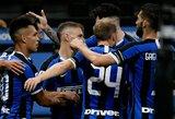 "Italijoje – ""Inter"" pergalė prieš ""Sampdoria"""