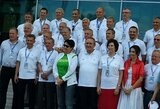 LTOK prezidentė D.Gudzinevičiūtė lankėsi Lenkijoje