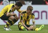 """Vokietijoje """"Werder"""" ir Dortmundo """"Borussia"""" pasidalino taškus"""
