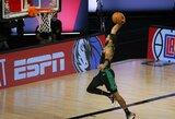Rytų konferencijos pusfinalis prasidėjo NBA čempionų sutriuškinimu