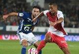"""""""Strasbourg"""" nepaliko šansų """"Monaco"""" futbolininkams"""