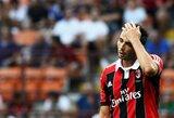 """""""Milan"""" sezoną pradėjo pralaimėdami naujokams"""