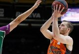 """""""Valencia"""" gynėjas papildė NBA čempionų gretas"""