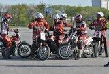 Kretingos motobolo klubas baigė Centrinės Europos lygos sezoną ir lauks palankių rezultatų