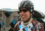 G.Bagdonas lenktynėse Prancūzijoje finišavo aštuntas