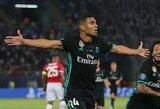 """""""Man United"""" per žiemos perėjimų langą sieks įsigyti Casemiro"""