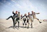#iGo2Dakar projektas iškeliauja į smėlio karalystę