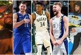 """Top 20: labiausiai pervertinti ir geriausiai algą """"atidirbę"""" šio sezono NBA žaidėjai"""