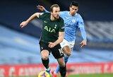"""""""Tottenham"""" nenori prarasti lyderio: nustatė H.Kane'o kainą"""