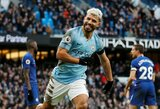 """""""Manchester City"""" susitarė dėl antros pagal dydį rėmimo sutarties """"Premier"""" lygos istorijoje"""
