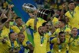 """Oficialu: į Braziliją sugrįžęs D.Alvesas prisijungė prie """"Sao Paulo"""""""