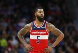 """M.Morrisas prisijungs prie """"Pistons"""" komandos"""
