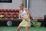 Federacijos taurė: Lietuvos tenisininkės nusileido suomėms