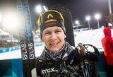 To dar nebuvo: T.Kaukėnas pateko į olimpines bendro starto lenktynes!